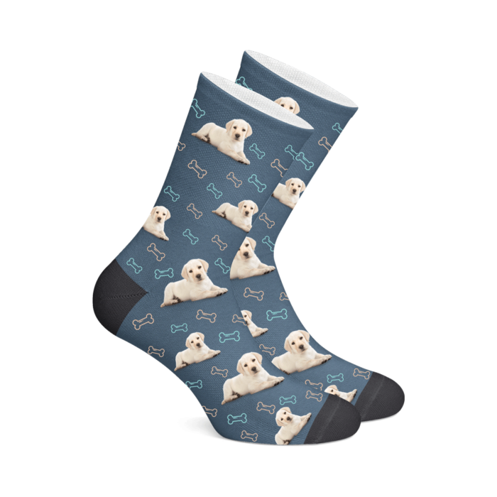 Custom Dog Socks - Full Body 3