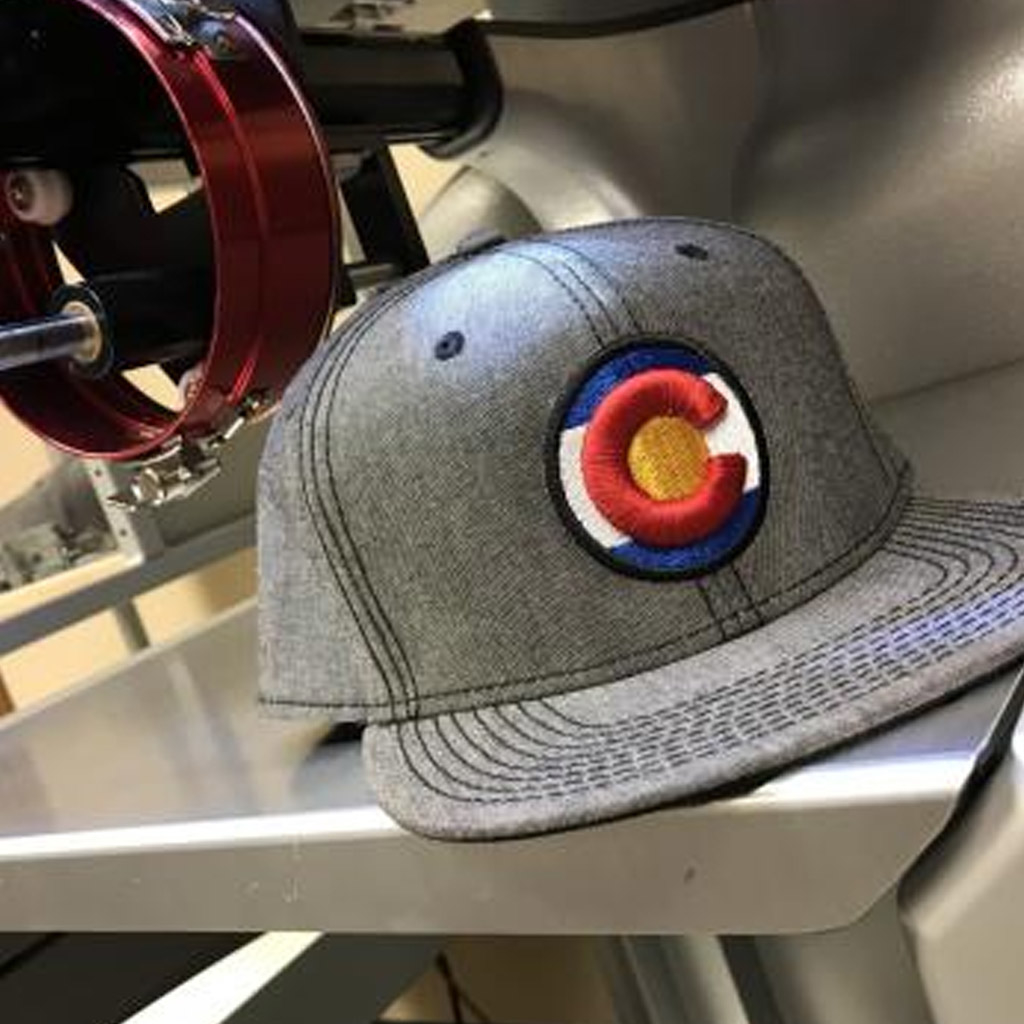 Custom Embroidery Canada